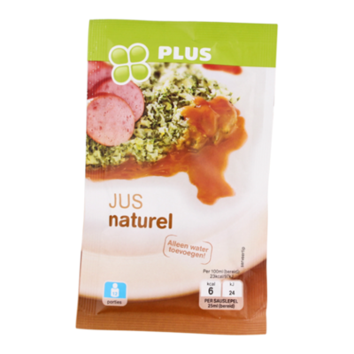 PLUS Mix voor jus naturel