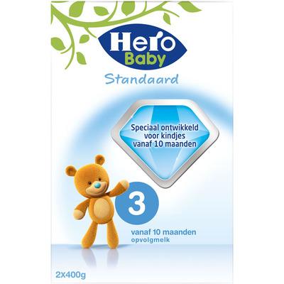 Hero Baby Standaard opvolgmelk 3 (10+m)