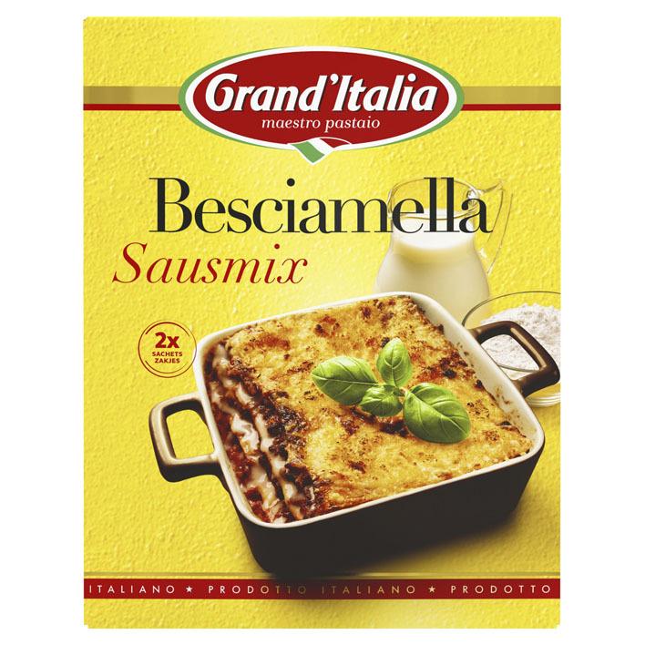 Grand'Italia Besciamella sausmix