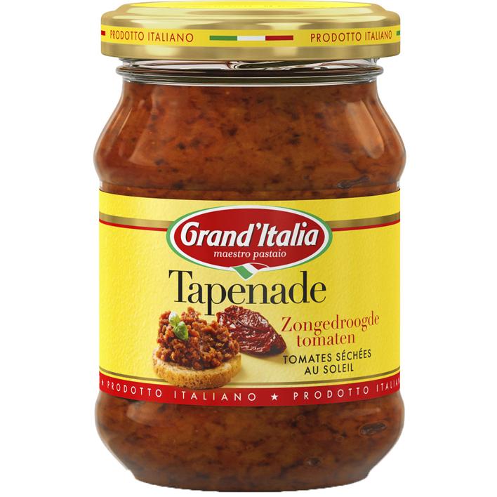 Grand'Italia Tapenade pomodori secchi