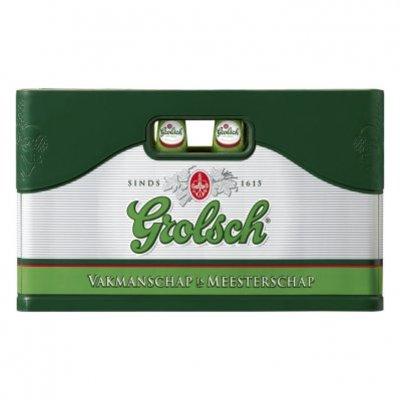 Grolsch Premium pilsner krat