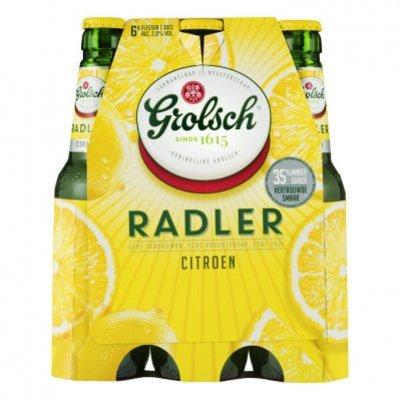 Grolsch Radler citroen