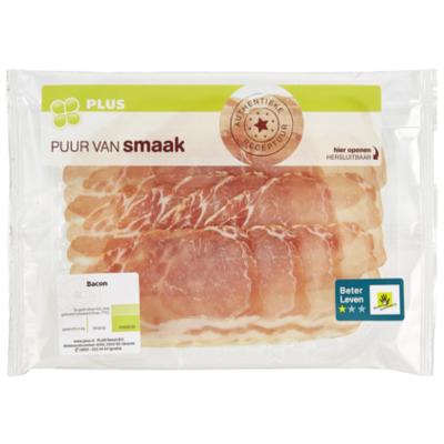 Huismerk Puur van smaak Bacon
