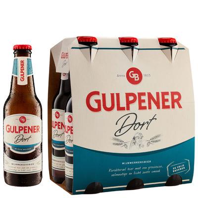 Gulpener bier Lentebock