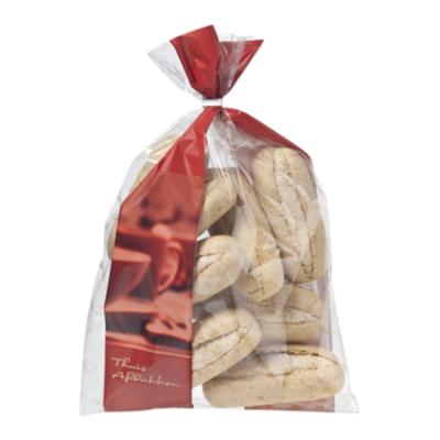 Huismerk Petit pains tarwe thuisafbak 8 stuks