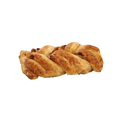 Huismerk Pecannotenbroodje