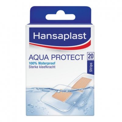 Hansaplast Aqua protect 100% waterproof