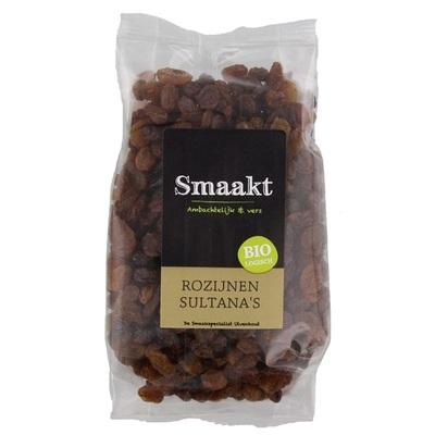 Smaakt Rozijnen Sultanas