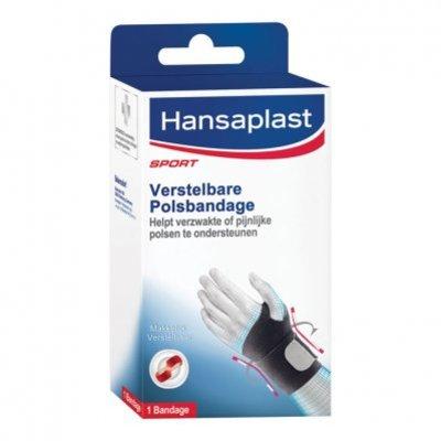 Hansaplast Sport polsbandage neopreen