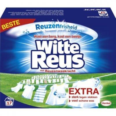 Reus Witte reus waspoeder