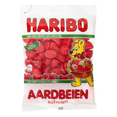 Haribo Aardbeienschuim