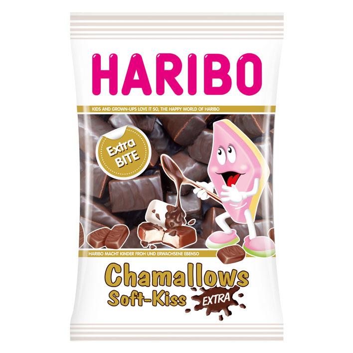 Haribo Chamallows soft-kiss