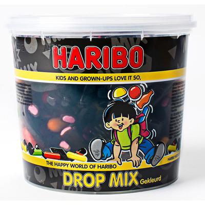 Haribo Gekleurde dropmix