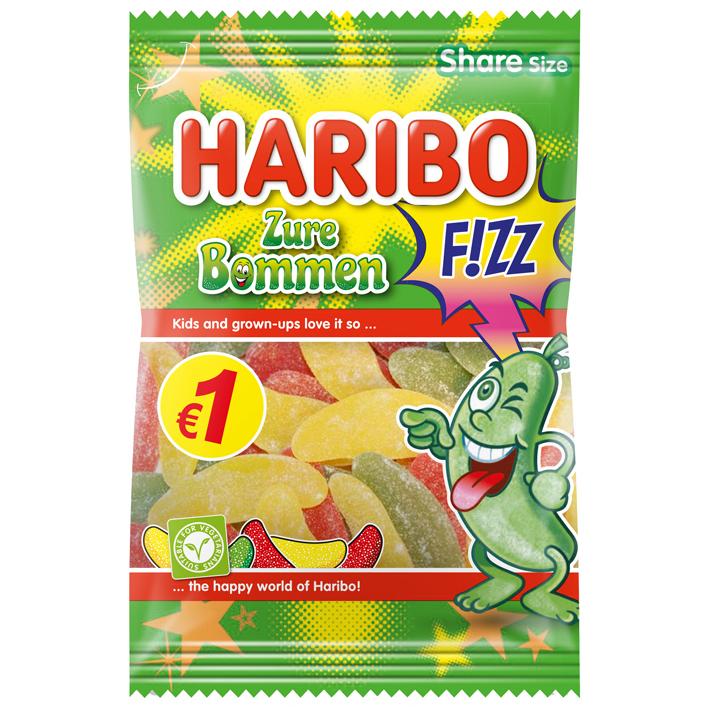 Haribo Zure bommen