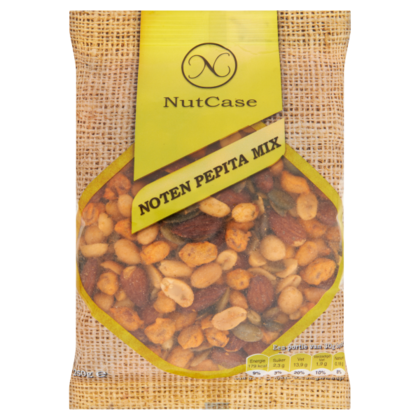 Nutcase Noten pepita mix