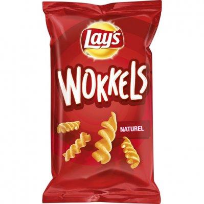 Lay's Wokkels naturel