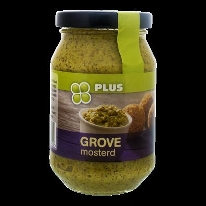 Huismerk Grove mosterd