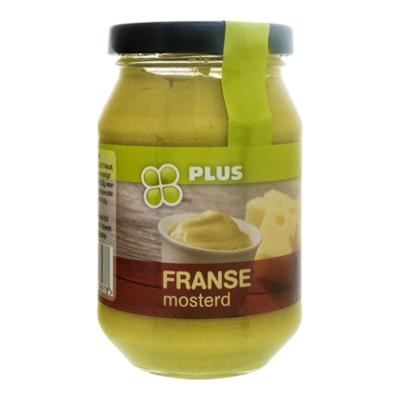 Huismerk Franse mosterd