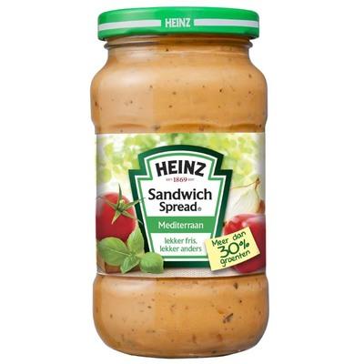 Heinz Sandwich spread Mediterraan
