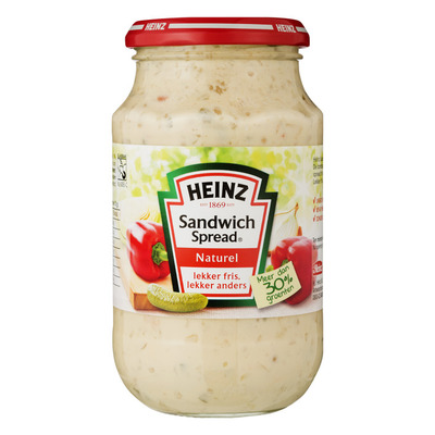 Heinz Sandwich spread naturel