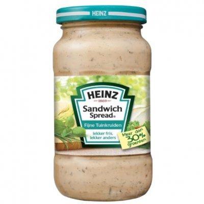 Heinz Sandwich spread tuinkruiden