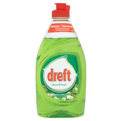 Dreft Afwas clean&fresh appel