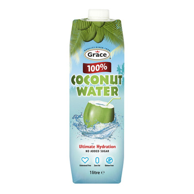 Coupons for grace coconut water