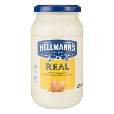 Hellmann's Mayo real