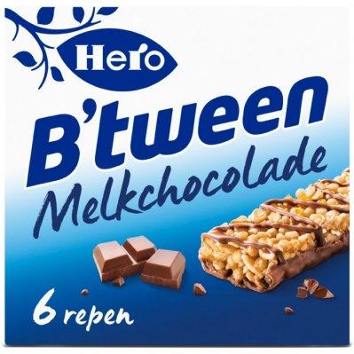 Hero B'tween granenreep melkchocolade