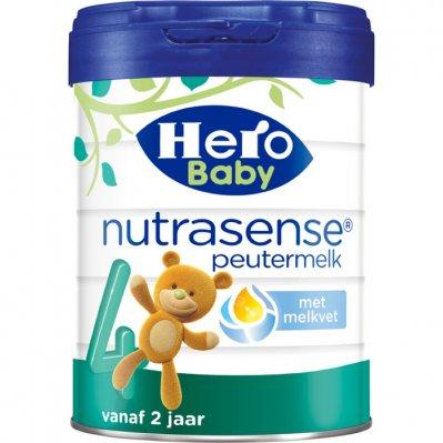 Hero Baby Nutrasense peutermelk 4 (2+jr)