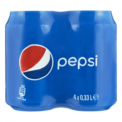Pepsi Cola regular 4-pack