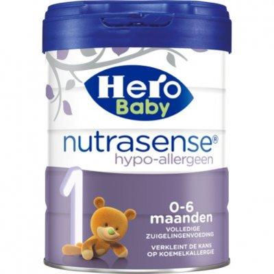 Hero Baby Nutrasense hypoallergeen 1 (0-6m)