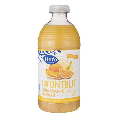 Hero Fruitontbijt sinaasappel & banaan
