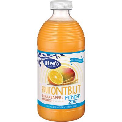 Hero Fruitontbijt minder zoet sinaas mango