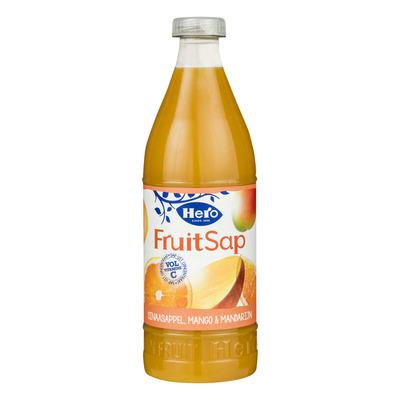 Hero Fruitsap sinaasappel, mango en mandarijn