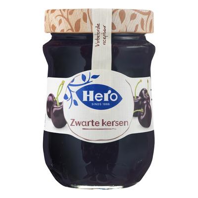Hero Original jam zwarte kersen