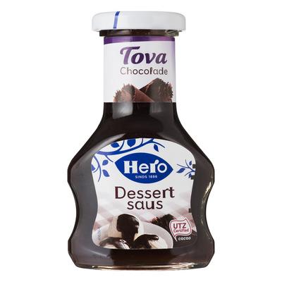 Hero Tova dessertsaus chocolade
