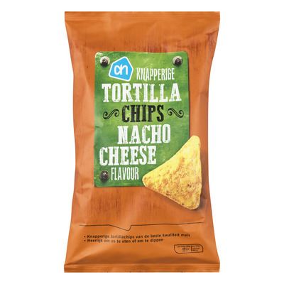 Huismerk Tortilla chips nacho cheese