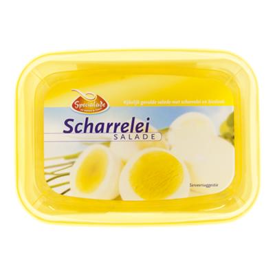 Specialade Scharreleisalade