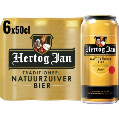 Hertog Jan Traditioneel natuurzuiver bier