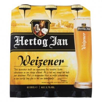 Hertog Jan Weizener witbier