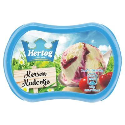 Hertog IJs Kersen Kadootje