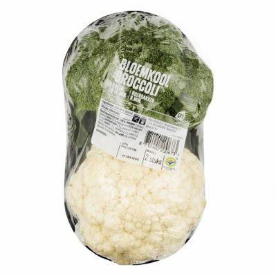 Huismerk Bloemkool & broccoli
