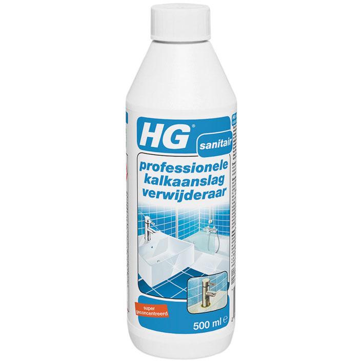 HG Professionele kalkaanslag verwijderaar