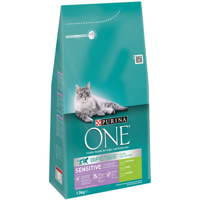 One Purina bifensis sensitive kalkoen