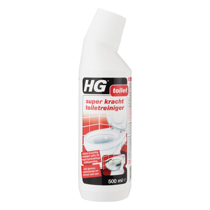 HG Super kracht toiletreiniger