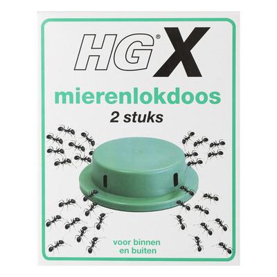 HG X Mierenlokdoos