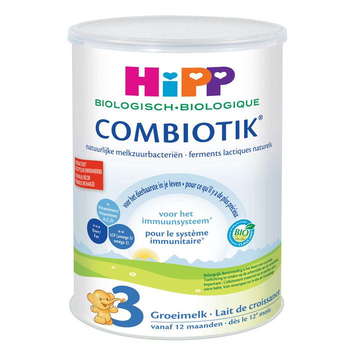 Hipp Bio combiotik groeimelk 3