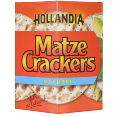 Hollandia Matzecarackers naturel