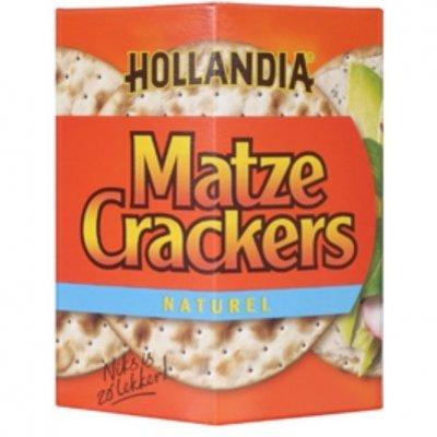 Hollandia Matzecarackers naturel